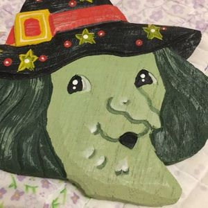 Witch Ornament!